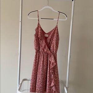 Pink Lily Dress